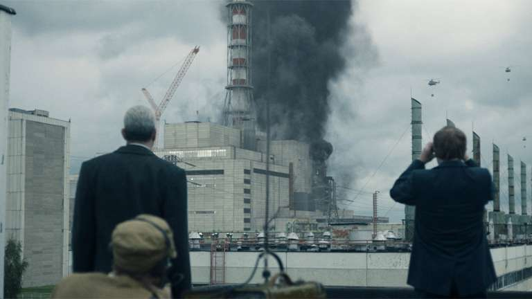 Chernobyl HBO mini serie – Nuclear power plant
