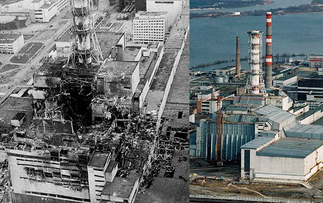 Chernobyl Reactor no.4