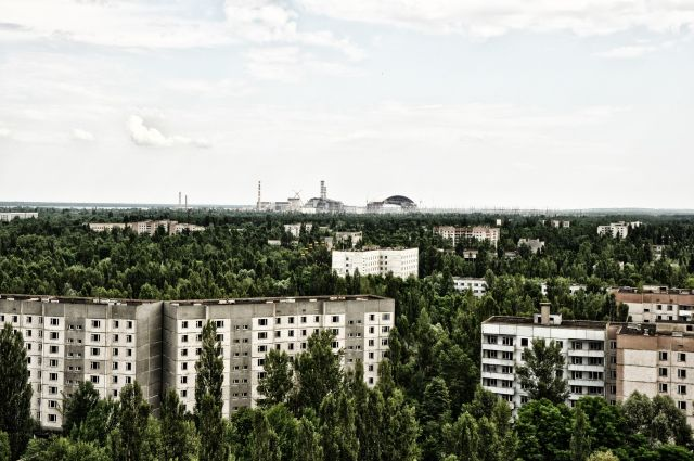 pripyat today