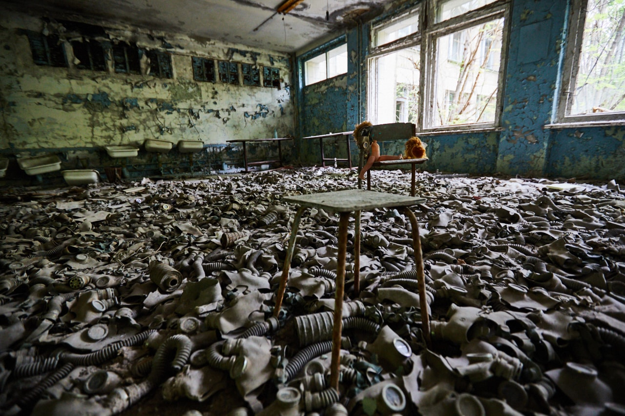 Instituto Chernobyl pripyat