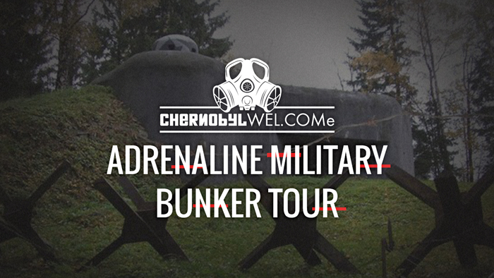 Military bunker tour in Kiev chernobylwel.come tour