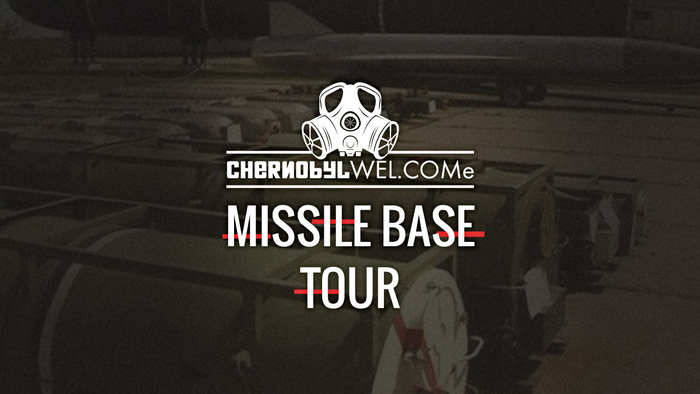 Missile base rocket tour chernobylwel.come video