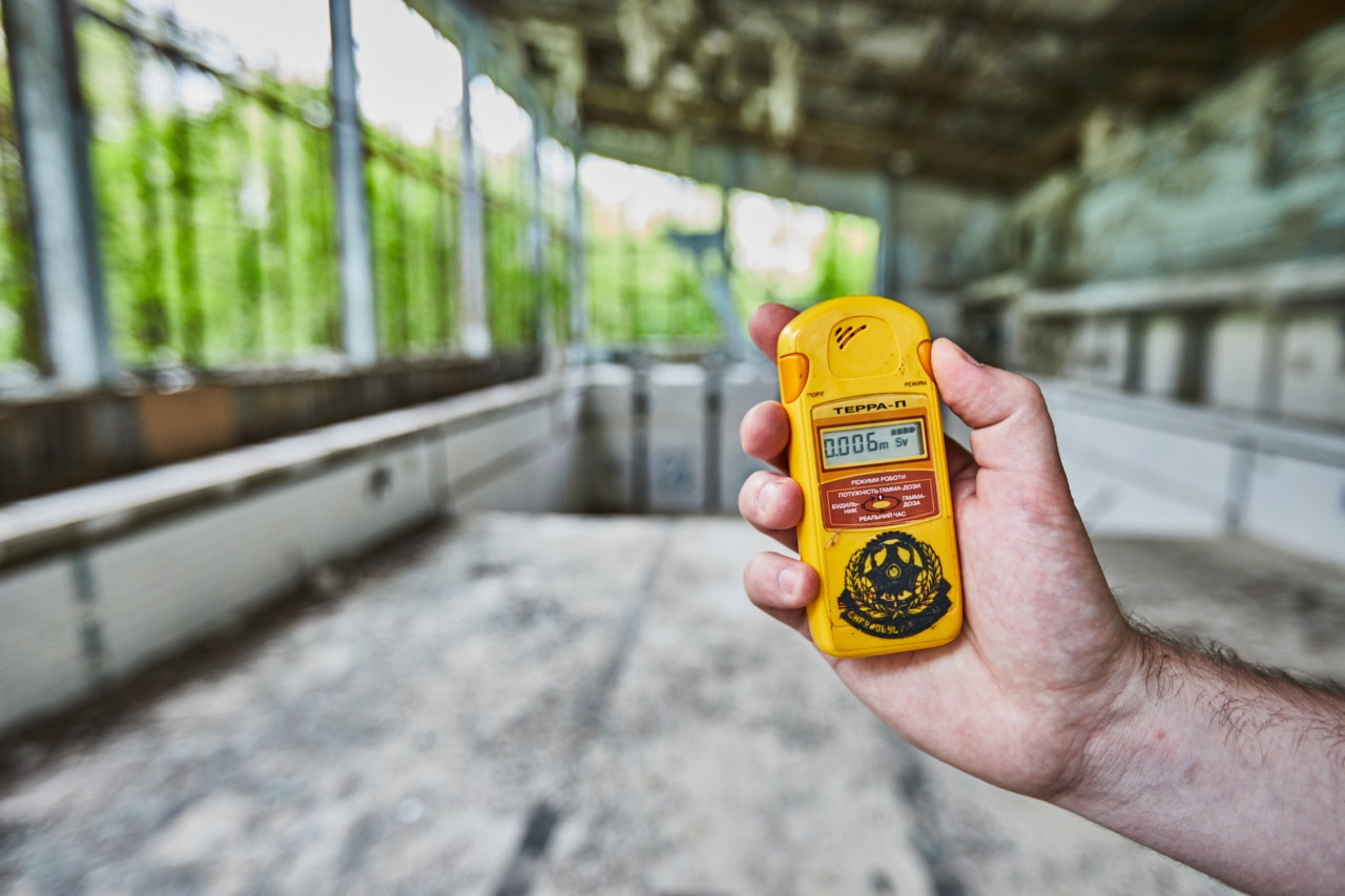 Chernobyl Exclusion Zone safety now