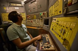 Control panels soviet army technics photo