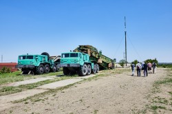 Missile transporter photo soviet army technic