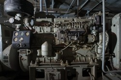 Diesel engine surviving system in bunker under Kiev Chernobylwel.come Another kiev urbex underground tour