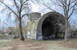 Tunnel Structure Abandoned