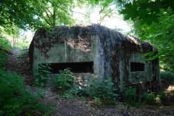 Bunker nr.  151 The Kiev fortified area Kiev, Ukraine CHERNOBYLwel.come