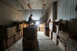 civil-defence-old-war-storage-in-nuclear-bunker