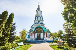 Chernobyl Church photo Exclusion Zone Ukraine