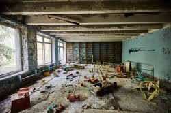 Golden key kindergarten photo now Pripyat