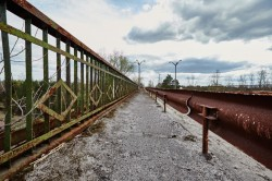 Bridge of death pripyat