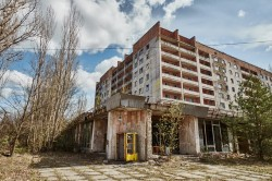 Rainbow Shopping center Pripyat