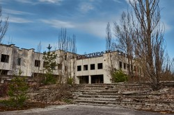 Restaurant Chernobyl Exclusion Zone photo now
