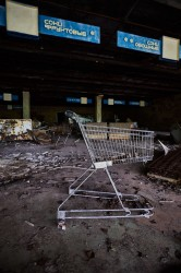 Supermarket abandoned now pripyat grocery store